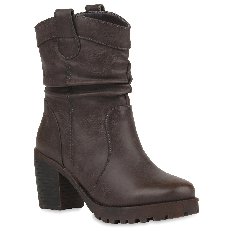 damen stiefeletten gef tterte weitschaft boots schuhe stiefel 77249 new look ebay. Black Bedroom Furniture Sets. Home Design Ideas