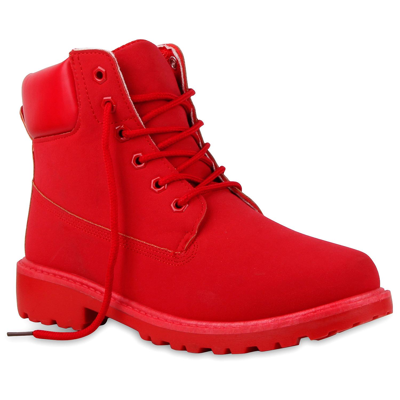 Schuhe boots rot