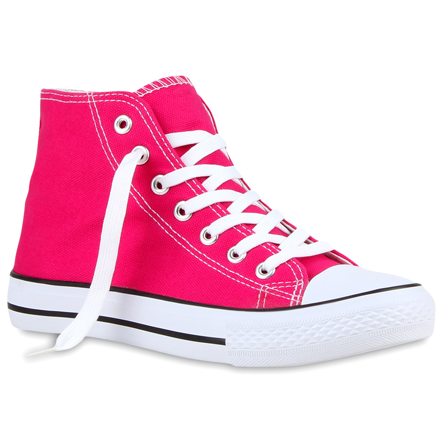 FASHION DAMEN SCHUHE 118774 SNEAKERS PINK 37 NEUWARE
