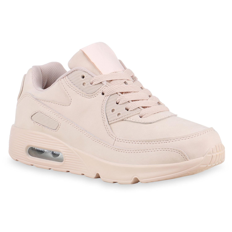 Damen Sportschuhe Glitzer Runners Laufschuhe Sneakers 77086 Schuhe