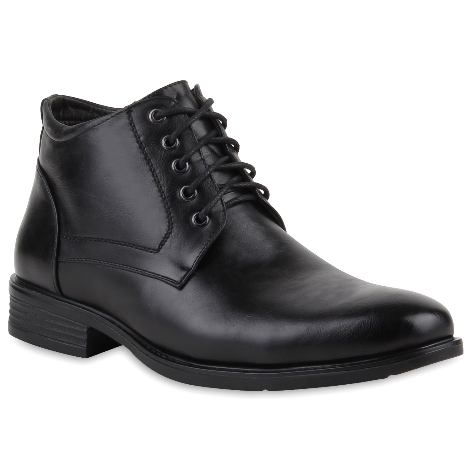 elegante herren schuhe business schn rer schn rschuhe boots 813543 mens special ebay. Black Bedroom Furniture Sets. Home Design Ideas