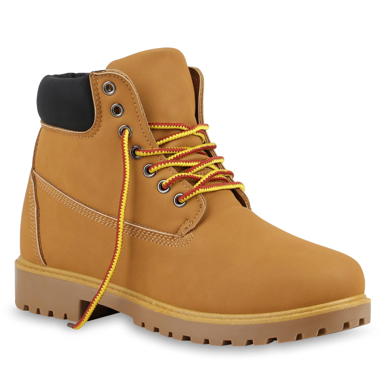 damen outdoor worker boots camouflage schuhe 813382 mode ebay. Black Bedroom Furniture Sets. Home Design Ideas