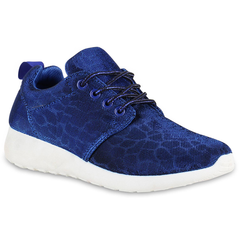 Damen-Sportschuhe-Laufschuhe-Glitzer-Runners-Sneakers-814920-Hot