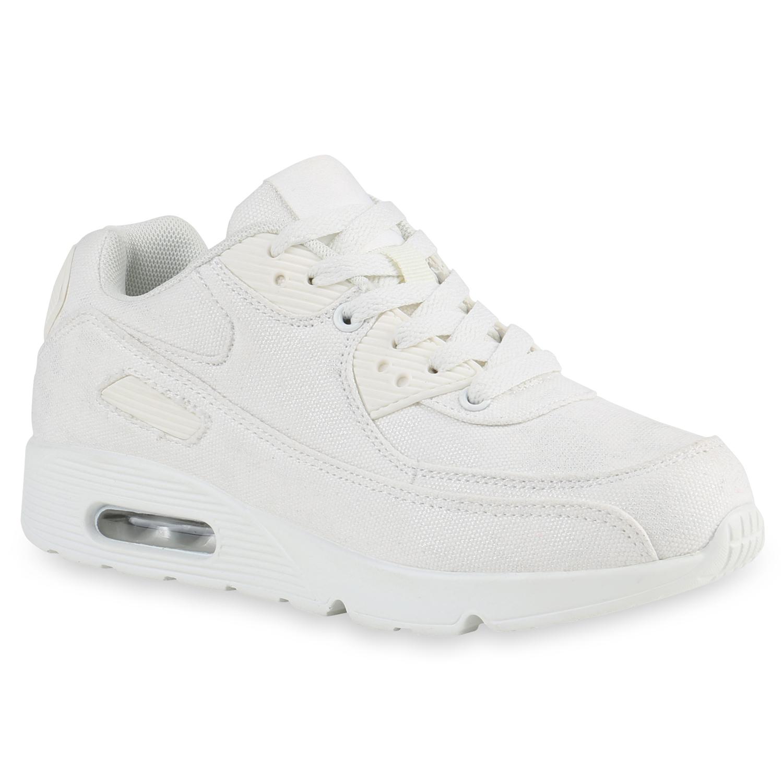 Bequeme Damen Sportschuhe Laufschuhe Profilsohle Sneakers 816015 Top