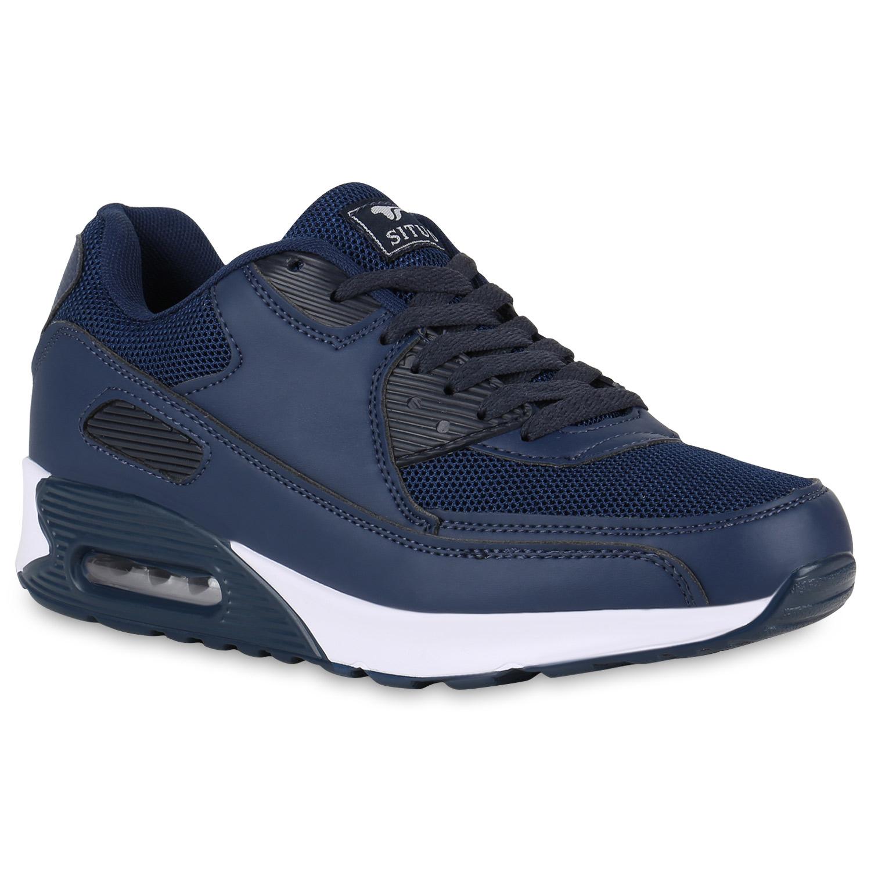 Herren-Sportschuhe-Laufschuhe-Sneakers-Runners-Profilsohle-816768-Schuhe miniatuur 5