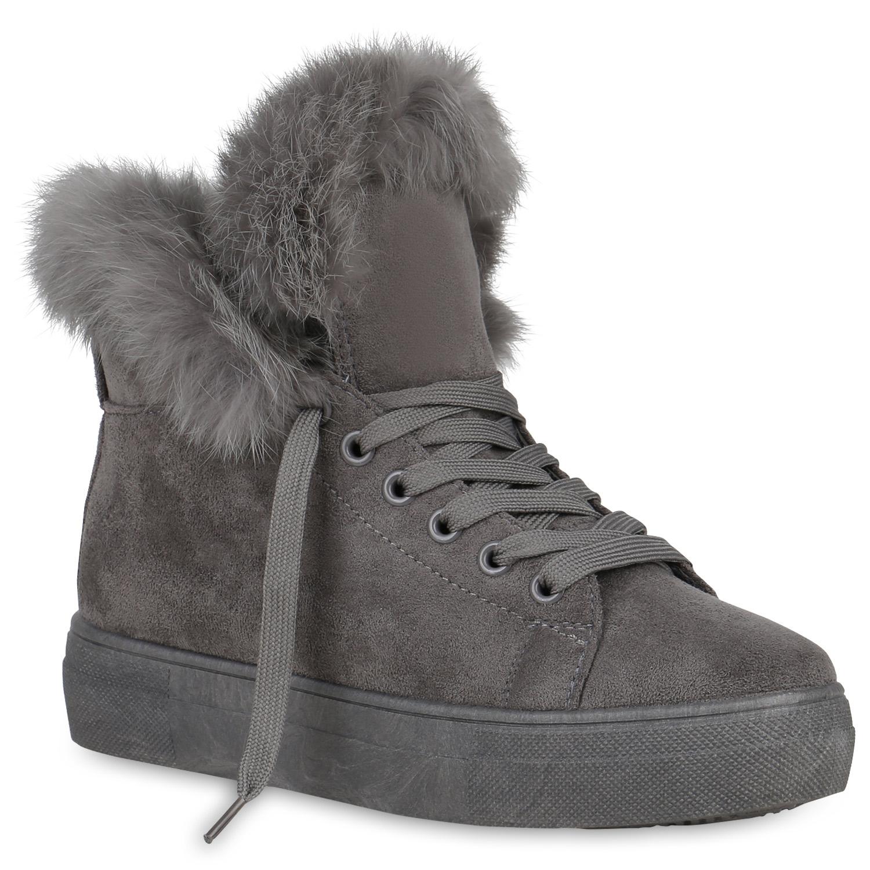 warm gef tterte damen sneakers plateau sneaker winter schuhe 819191 new look ebay. Black Bedroom Furniture Sets. Home Design Ideas