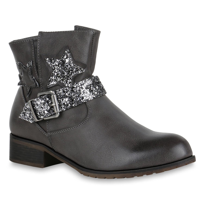 damen stiefeletten biker boots leicht gef tterte glitzer schuhe 819549 new look ebay. Black Bedroom Furniture Sets. Home Design Ideas