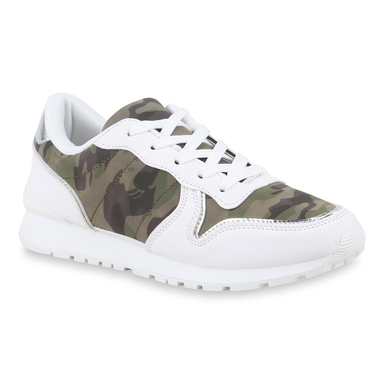 FASHION DAMEN  WEISS zapatos  161265 SPORT zapatos  WEISS  CAMOUFLAGE 37 NEUWARE 4d4eeb