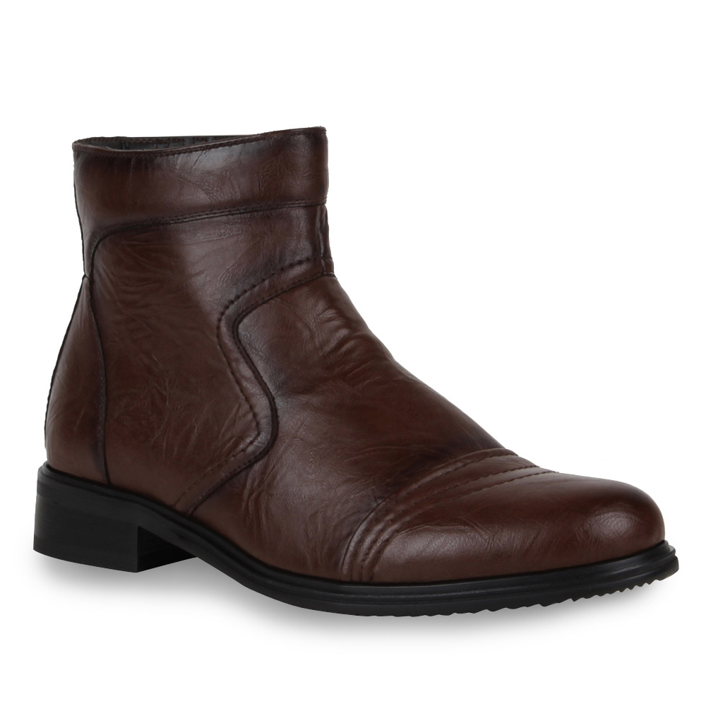 boots herren stiefel stiefelette 95334 schuhe gr 40 45 mens special ebay. Black Bedroom Furniture Sets. Home Design Ideas