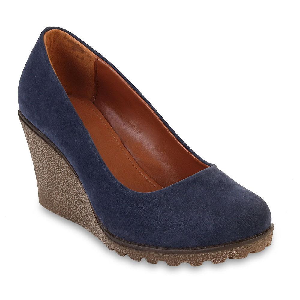 elegante keilabsatz schuhe 36 41 damen pumps high heels. Black Bedroom Furniture Sets. Home Design Ideas