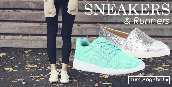 Sneakers & Runners